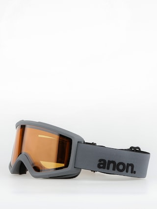 Ochelari pentru snowboard Anon Helix 2.0 Non Mir (stealth/amber)