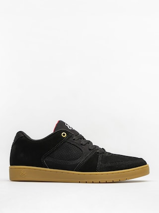 Pantofi eS Accel Slim (black/gum)