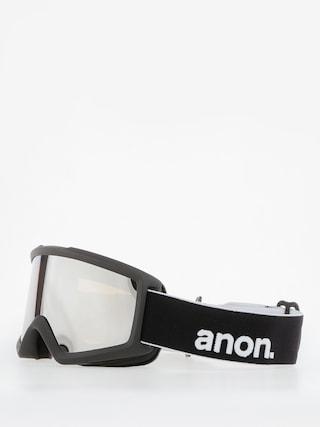 Ochelari pentru snowboard Anon Helix 2.0 W Spare (black/silver amber)