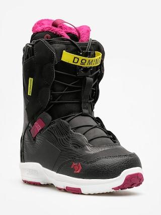 u00cencu0103lu021bu0103minte pentru snowboard Northwave Domino SL Wmn (black)