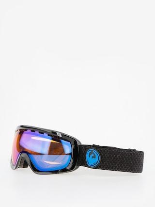 Ochelari pentru snowboard Dragon Rogue (split/lumalens blue ion/l amber)