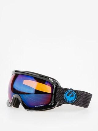 Ochelari pentru snowboard Dragon D3 (split/lumalens blue ion/l amber)