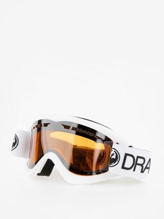 Ochelari pentru snowboard Dragon DX (white/lumalens silver ion)
