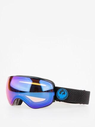 Ochelari pentru snowboard Dragon X2s (split/lumalens blue ion/l amber)