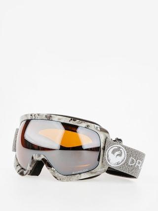 Ochelari pentru snowboard Dragon D3 (mill/lumalens silver ion/dark smoke)