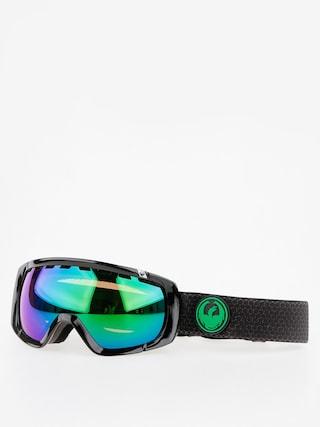 Ochelari pentru snowboard Dragon Rogue (split/lumalens green ion/l amber)