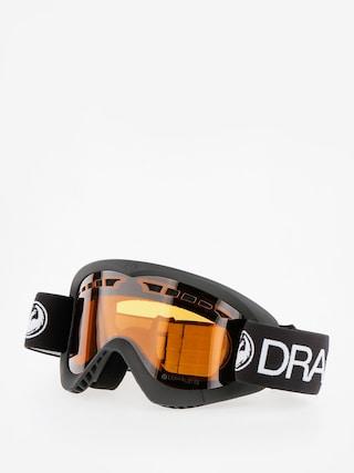 Ochelari pentru snowboard Dragon DXS (black/lumalens amber)