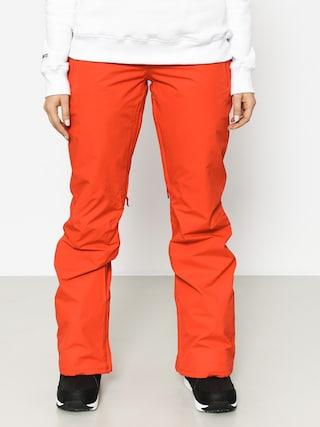 Pantaloni pentru snowboard Burton Society Wmn (fiery red)