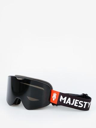 Ochelari pentru snowboard Majesty The Force C (black/black pearl/citrine)