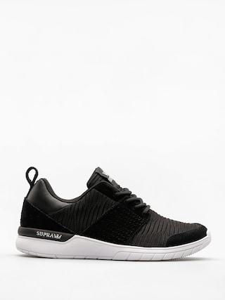 Pantofi Supra Scissor (black/risk red white)