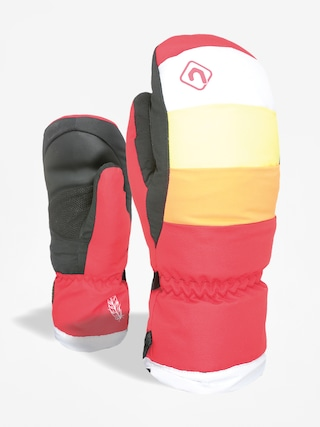 Mu0103nuu0219i Level Rainbow Down Jr Mitt (pk rainbow)