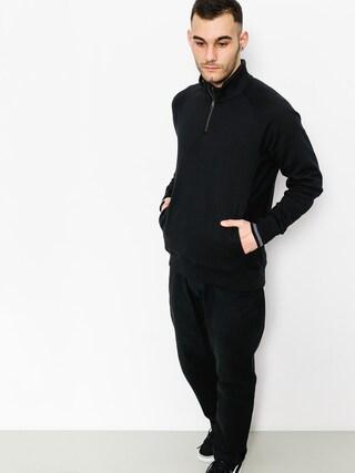 Tricou Nike SB Top Evrt Mock Hz (black/dark grey/dark grey)