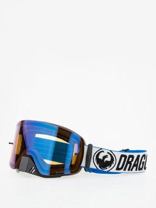 Ochelari pentru cross Dragon NFXs (factory/lumalens blue/clear)