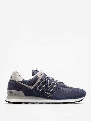 Pantofi New Balance 574 (black iris)