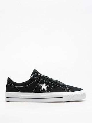 Pantofi Converse One Star Pro Refinement Ox (black/white/white)