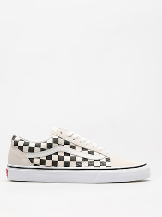 Pantofi Vans Old Skool (checkerboard/white/black)