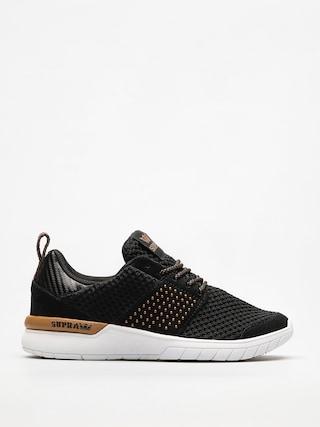 Pantofi Supra Scissor Wmn (black/copper white)