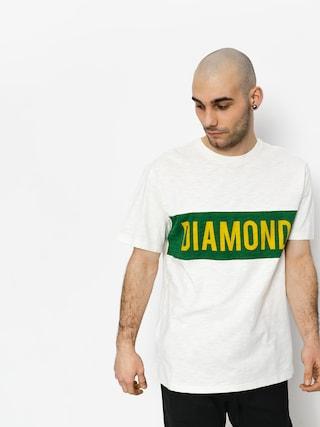 Tricou Diamond Supply Co. Elliot (cream)