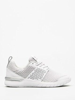 Pantofi Supra Scissor Wmn (white/silver white)