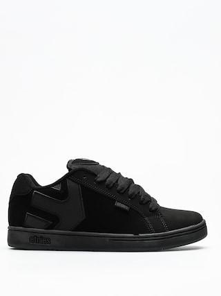 Pantofi Etnies Fader (black dirty wash)