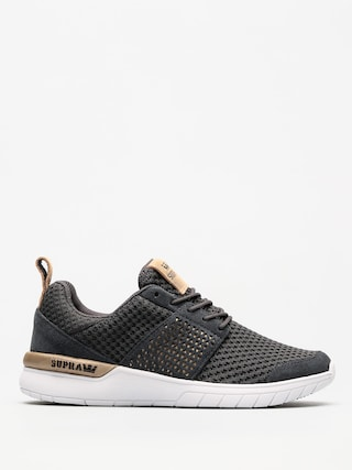 Pantofi Supra Scissor Wmn (dk grey/white)