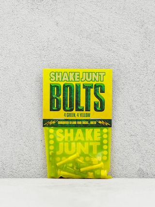 u0218uruburi Shake Junt Bolts Phillips (green/yellow)