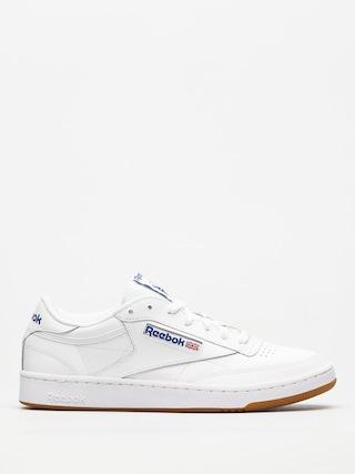 Pantofi Reebok Club C 85 (white/royal gum)