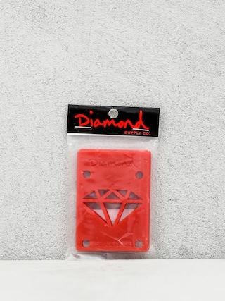 Suporu021bi Diamond Supply Co. Rise & Shine Risers (red)