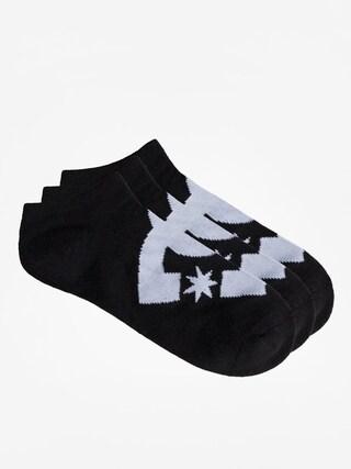 u0218osete DC Spp Dc Ankle 3Pk (black)