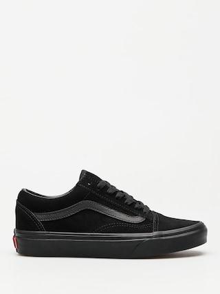 Pantofi Vans Old Skool (suede/black/black/black)