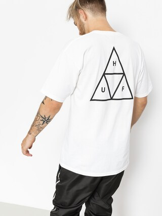 Tricou HUF Essentials TT (white)