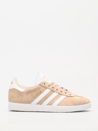 adidas Originals Pantofi Gazelle Wmn (ashpea/ftwwht/linen)