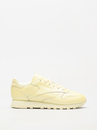 Pantofi Reebok Classic Leather Wmn (mid washed yellow)