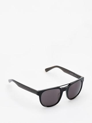 Ochelari de soare Dragon Mix (shiny black/smoke)