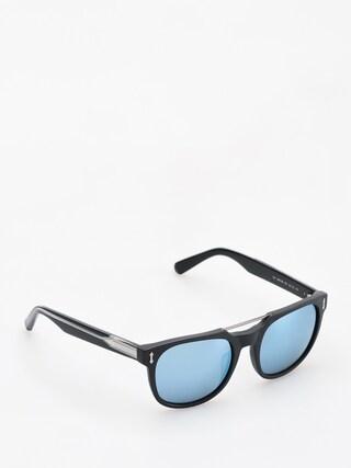 Ochelari de soare Dragon Mix (matte black/blue)