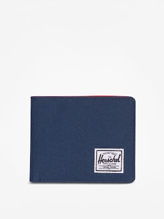 Portofel Herschel Supply Co. Roy Rfid (navy/red)