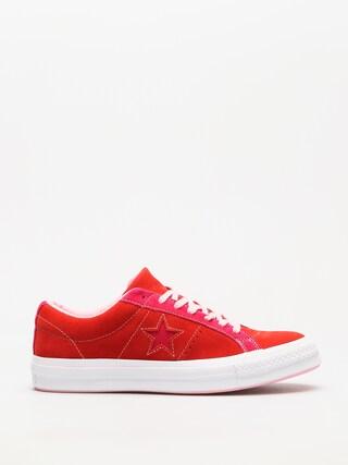 Pantofi Converse One Star Ox (enamel red/pink pop)