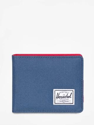 Portofel Herschel Supply Co. Roy Coin Rfid (navy/red)