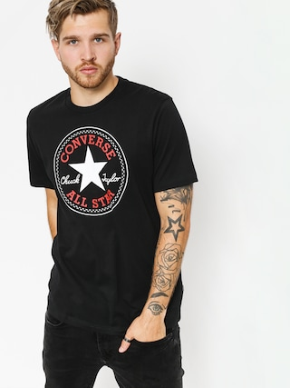 Tricou Converse Chuck Patch (black)