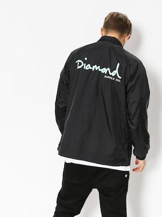 Geacu0103 Diamond Supply Co. Og Script Coach (black)