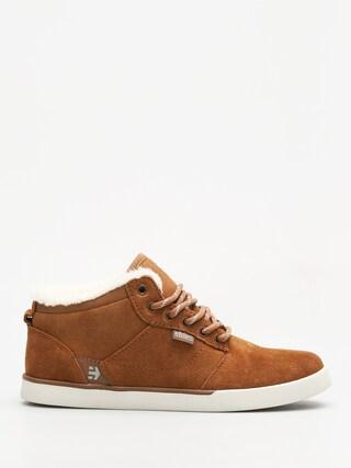 Pantofi de iarnu0103 Etnies Jefferson Mid Wmn (brown)
