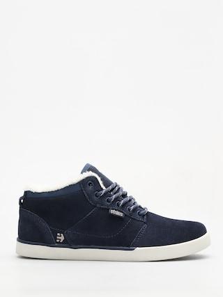 Pantofi de iarnu0103 Etnies Jefferson Mid Wmn (navy)