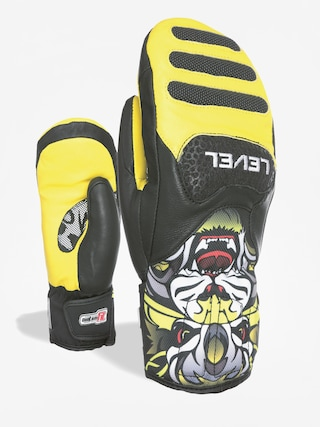 Mu0103nuu0219i Level Sq Jr Cf Mitt (yellow)