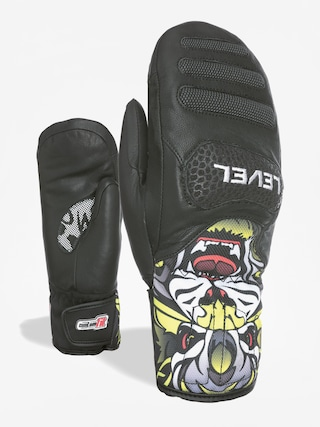 Mu0103nuu0219i Level Sq Jr Cf Mitt (pk black)