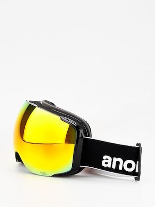 Ochelari pentru snowboard Anon M2 W Spare (black/sonar red)