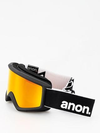 Ochelari pentru snowboard Anon Helix 2 Sonar W Spare (black/sonar red)