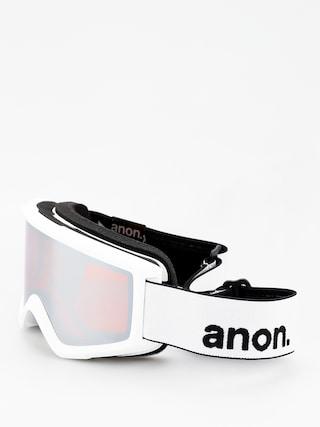 Ochelari pentru snowboard Anon Helix 2 Sonar W Spare (white/sonar silver)