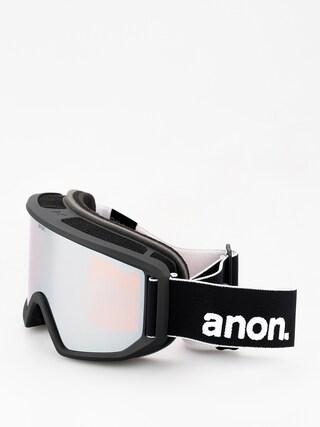 Ochelari pentru snowboard Anon Relapse (black/sonar silver)