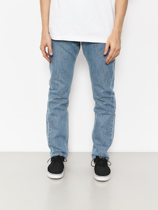 Pantaloni MassDnm Classics Jeans Straight Fit (light blue)