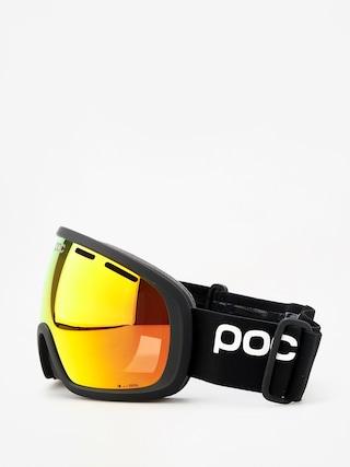 Ochelari pentru snowboard POC Fovea Clarity (uranium black/spektris orange)